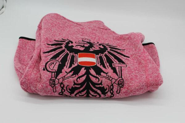 Granitweste rosa