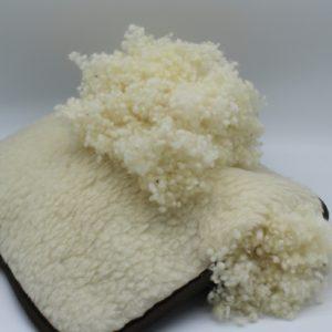 Schafwollkügelchen bio