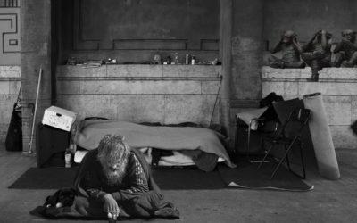 Unterstützung Obdachlosenverein