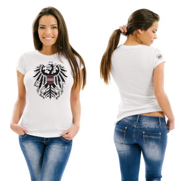 Austria Shirt weiß