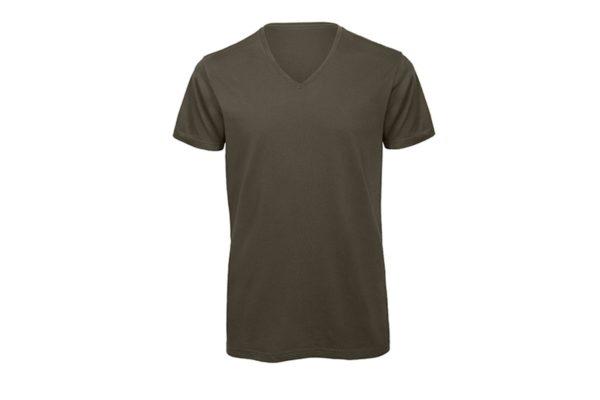 bio t-shirt oliv