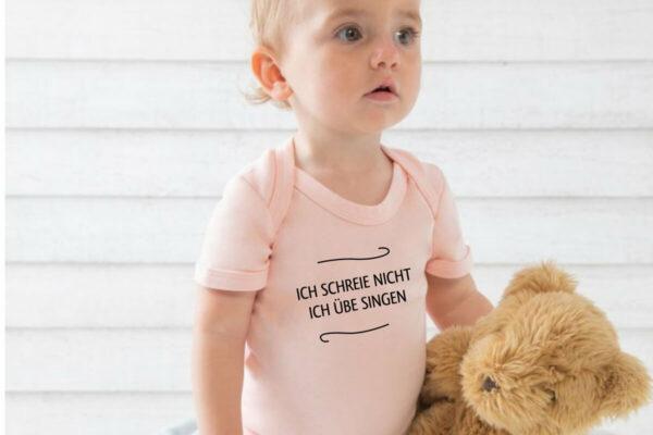 Baby Body schreie nicht