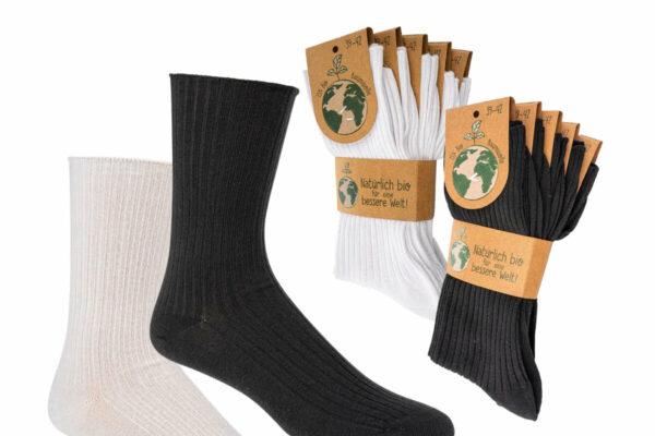 Gots ohne Gummi 2683 Socken