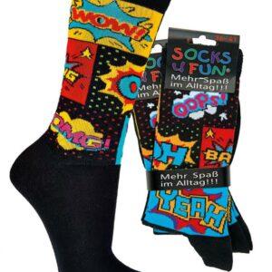 Pop Art Socken