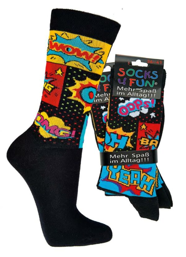 Pop Art Socken